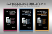 【東西商店‧出清3折價】SGP Incredible Shield iPod Touch 4代 全機保護膜