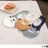 《ZB0584》韓國製我要抱抱動物隱形襪 OrangeBear