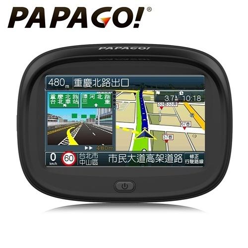PAPAGO! WayGO!M10 重機型觸控螢幕藍牙衛星導航