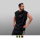 【男人幫】K0594*大尺碼配色雙條紋休閒短褲
