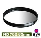 B+W F-Pro-702 62mm Graduated ND 25% MRC 漸層減光鏡【 公司貨 德國製】