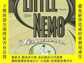 二手書博民逛書店Little罕見Nemo In Slumberland Hc Volume 1 Limited Edition