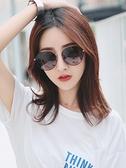 新款偏光太陽鏡女防紫外線圓臉大臉顯瘦墨鏡女ins潮近視 花樣年華