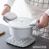 加厚微波爐隔熱手套 廚房烤箱烘焙專用烘培耐高溫防燙手套
