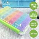 【Fullicon護立康】7日彩虹防潮藥盒組 保健盒組 收納盒組