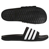 Adidas Adilette slides 男 黑 運動拖鞋 愛迪達 三線 經典休閒拖鞋 Cloudfoam 氣墊運動拖鞋 大尺碼 AP9971