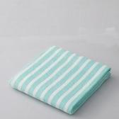 【預購】CB JAPAN 泡泡糖 線條系列超細纖維3倍吸水浴巾│兩色湖水綠