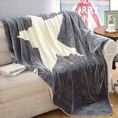 (低價衝量)法蘭絨星星毛毯子珊瑚絨蓋毯空調毯沙發毯毛巾毯午睡毯單雙人xw