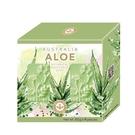 澳大利亞蘆薈植物潤澤皂80g*4【愛買】