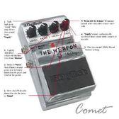 【巨星簽名效果器】【DigiTech The Weapon】【騷動樂團吉他手】【內建音色有重破音/迴音/whammy效果】