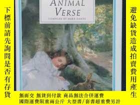 二手書博民逛書店A罕見Child s Treasury of Animal VerseY436638 Daniel, Mark