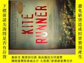 二手書博民逛書店【英文原版保真包罕見】The Kite Runner (追風箏的