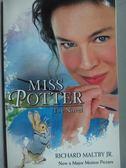 【書寶二手書T6/原文小說_LPQ】Miss Potter_Richard Maltby JR.