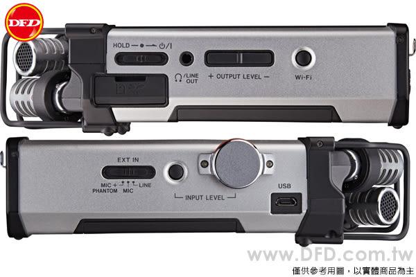 日本 達斯冠 TASCAM DR-44WL 線性PCM錄音機 支援WIFI 公司貨