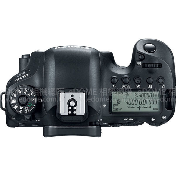 CANON 6D Mark II BODY (24期0利率 免運 公司貨) 最輕 GPS 全片幅單眼相機 6D2 6D M2