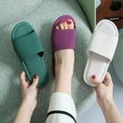 2020新款拖鞋家用女夏天室內防滑防臭情侶塑料家居《微愛》