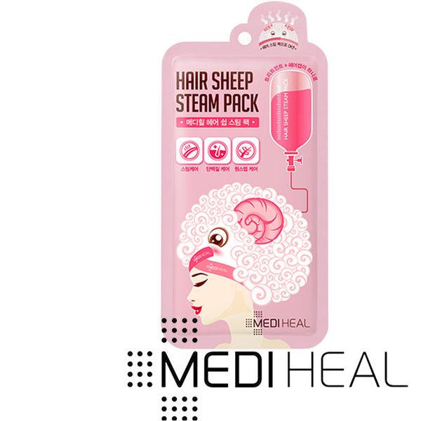 韓國 Mediheal 山羊蒸氣護髮膜 40g 護髮 沖洗式 hair steam pack