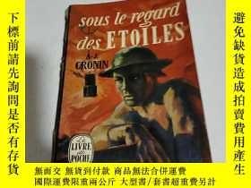 二手書博民逛書店SOUS罕見LE REGARD DES ETOILES(外文)Y200392