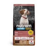 寵物家族-紐頓Nutram-S2幼犬雞肉燕麥11.4KG