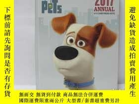 二手書博民逛書店The罕見Secret Life of Pets Annual