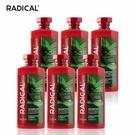 RADICAL 波蘭植萃 - 調理洗髮露(6入組) (共6款) 馬尾草/菩提樹花/銀杏/小麥籽粒/白柳/鼠尾草