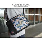 CORRE【CF001】高丹尼迷彩斜背包