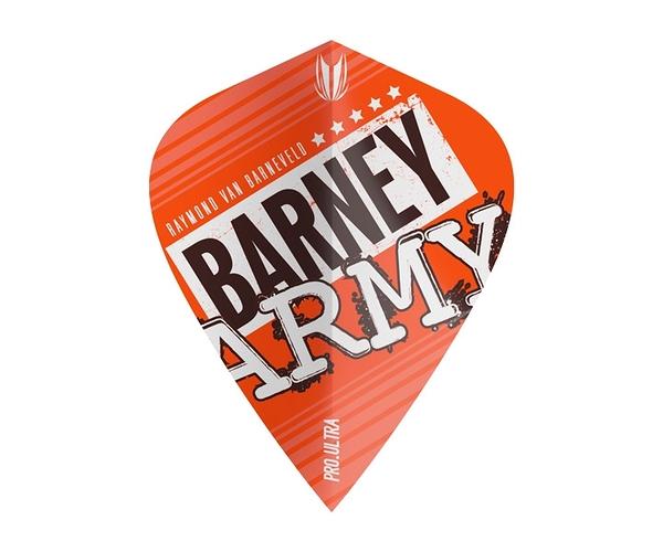 【TARGET】VISION ULTRA BARNEY ARMY Kite Orange  334290 鏢翼 DARTS