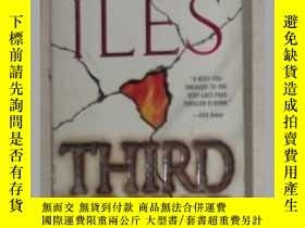二手書博民逛書店英文原版罕見Third Degree by Greg Iles