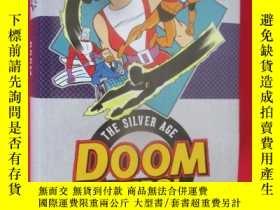二手書博民逛書店Doom罕見Patrol:THE SILVER AGE (大16