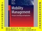 二手書博民逛書店Mobility罕見ManagementY405706 Shanzhi Chen ISBN:97836625