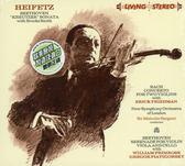 【停看聽音響唱片】【CD】 海飛茲 :巴哈小提琴協奏曲