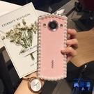 美圖手機殼全軟透明硅膠保護套少女珍珠時尚保護套【英賽德3C數碼館】