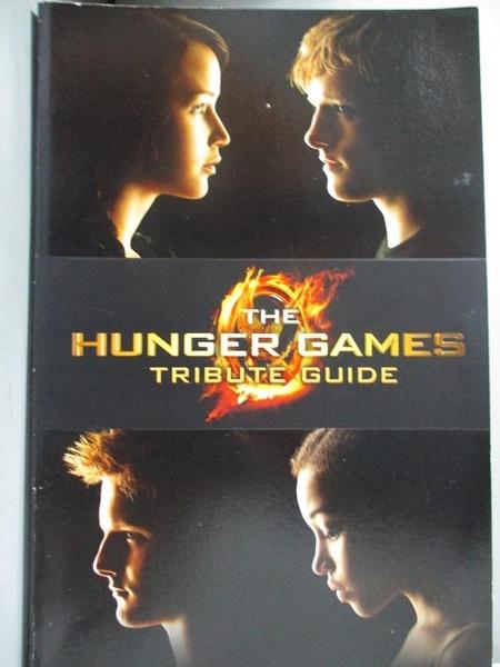 【書寶二手書T9/嗜好_NQB】The Hunger Games Tribute Guide_Seife, Emily