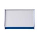 空櫃 整理箱 置物櫃【收納屋】艾莉絲加大掀門櫃-藍色& DIY組合傢俱