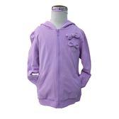 ELLE 休閒針織外套(紫)130cm -5折優惠【合康連鎖藥局】