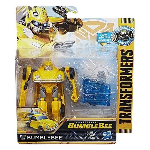 《 TRANSFORMERS 變形金剛電影 6 》能源晶爆發器 超能量系列 - 大黃蜂(金龜車)╭★ JOYBUS玩具百貨