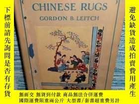 二手書博民逛書店【罕見】Chinese Rugs by Gordon B. Le