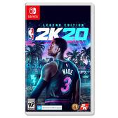 【預購】NS NBA 2K20《傳奇中文版》2019.09.06上市