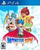 [哈GAME族]免運 可刷卡 8/6發售預定 收訂中 PS4 怪物男孩與被詛咒的王國 中文版