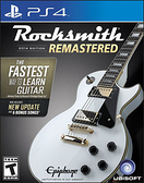 (美國代訂)PS4 Rocksmith 2014 Edition Remastered 搖滾史密斯 英文版 (含傳輸線)
