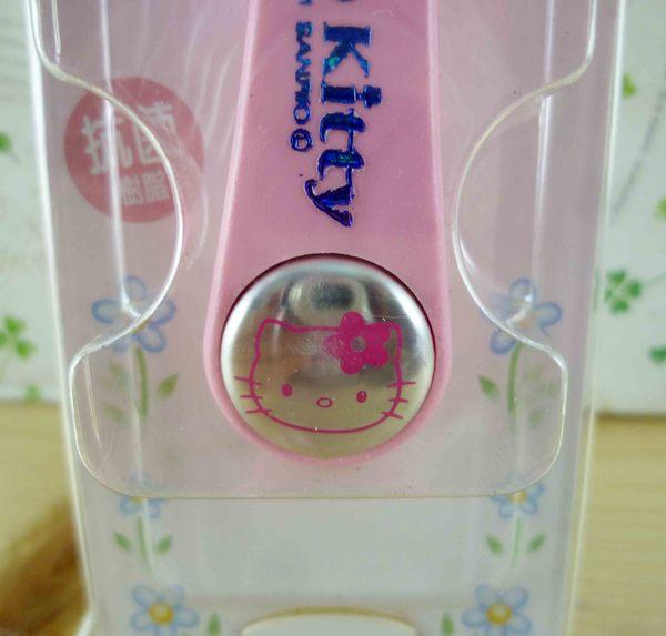 【震撼精品百貨】Hello Kitty 凱蒂貓~HELLO KITTY指甲刀-粉S