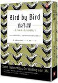 寫作課:一隻鳥接著一隻鳥寫就對了!Amazon連續20年榜首,克服各類型寫作障礙的必...