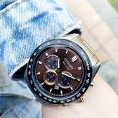 CITIZEN日本星辰ECO-Drive競速計時光動能型男腕錶CA4456-83X公司貨