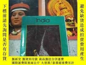 二手書博民逛書店罕見India.1996:印度(3本合售)外文Y212829 出