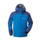 [Mont-Bell] (男) Thunder Pass Jacket 防水透氣風雨衣 藍/淺藍 (1128344-RBPR)
