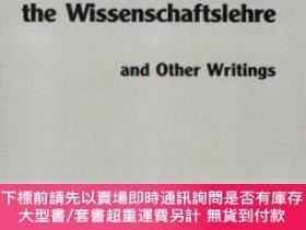 二手書博民逛書店Introductions罕見To The Wissenschaftslehre And Other Writin