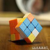〖三階。聖手〗磁力魔方三階專業比賽專用順滑速擰益智玩具『CR水晶鞋坊』