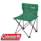 【Coleman 美國 吸震摺椅 草原綠】 CM-3101/折疊椅/露營椅/導演椅