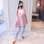 春裝套裝2018新款韓版外出時尚款長袖兩件套春季潮媽期