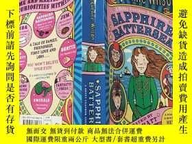 二手書博民逛書店jacqueline罕見wilson sapphire Battersea :傑奎琳威爾遜藍寶石巴特西.....奇